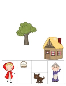Little red riding hood pictures