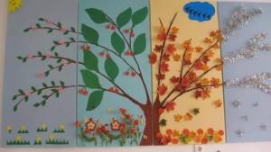 Make Four Season Trees (8)