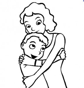 Mother s Day coloring pages for  kıds (14)