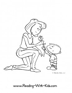 Mother s Day coloring pages for  kıds (15)