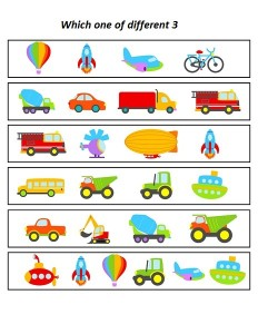Vehicles different (3)