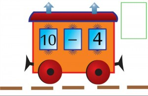 addition and subtraction math train (6)