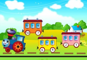 addition and subtraction math train (9)