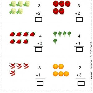 addition worksheets for preschhol (9)
