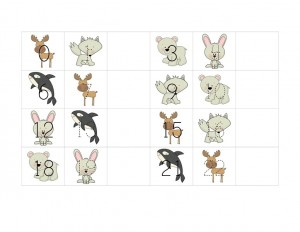 arctic animals numbers