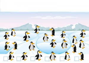 arctic animals penguin (2)