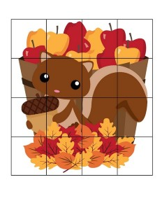 autumn theme activities puzzles