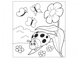 bugs coloring pages cool (14)