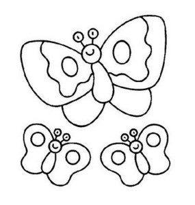 butterfly coloring pages (17)