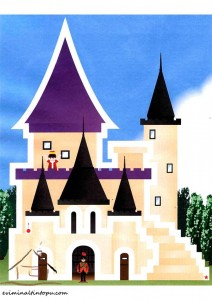 castle easy labyrinth