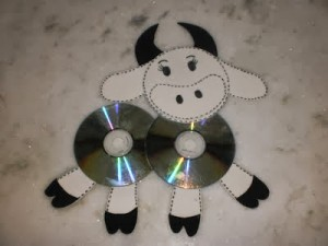 cd crafts for kids-6