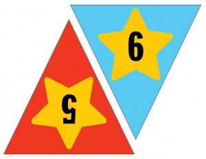 clothespin number for kıds
