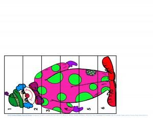 clowning around puzzles for kıds (17)