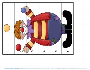 clowning around puzzles for kıds (6)