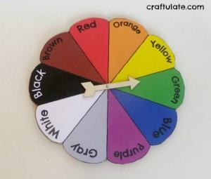 color mat activities