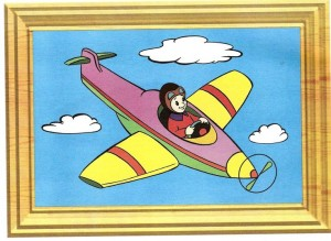 color painting plane (2)