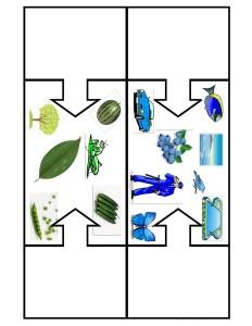 color puzzles cool