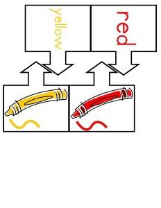 color puzzles for preschool