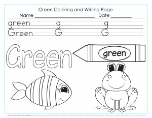 color word pages for kıds (4)