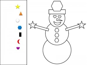 coloring pages winter cool activities