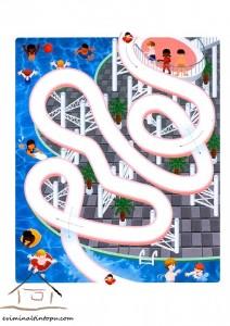 cool easy labyrinth