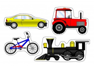 cutting worksheets vehicles (2)