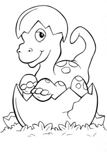 dinosaur coloring pages activities (22)