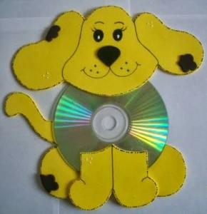 dog craft CD