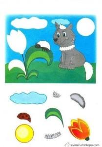 Cut And Paste Activities Preschool And Homeschool