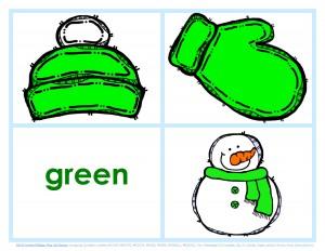 dress the snowman (5)