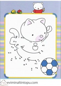 easy dot to dot worksheets (2)