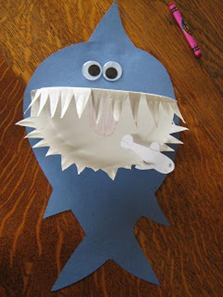 fısh crafts for preschoolers (14)