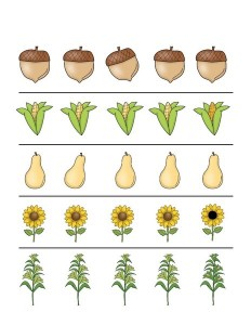 fall-autumn worksheets