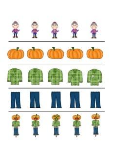 fall-autumn worksheets diffarant