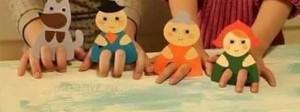finger puppet worksheets athome