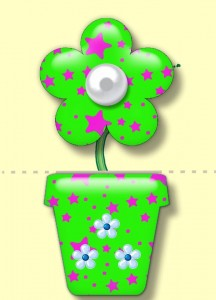 flower-pot cutting  and matching printable (3)