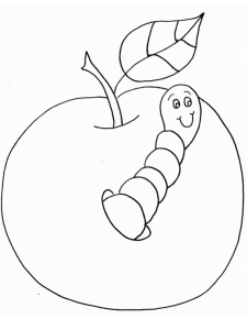 fruit coloring pages for kıds (5)