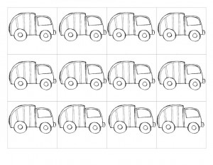garbage truck worksheets coloring pages (7)