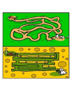 labyrinth for preschoolers