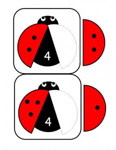 ladybugs math activities printables (1)