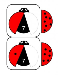 ladybugs math activities printables (15)
