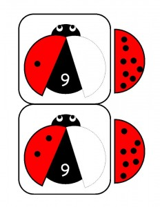 ladybugs math activities printables (16)