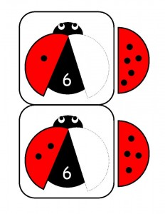 ladybugs math activities printables (18)