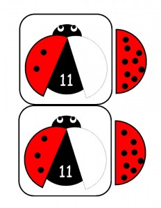 ladybugs math activities printables (21)