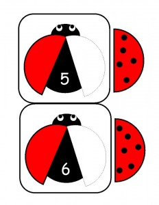 ladybugs math activities printables (25)
