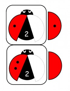 ladybugs math activities printables (27)