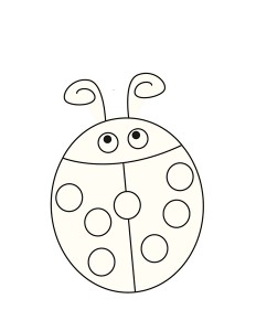 ladybugs worksheets (2)