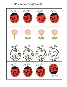 ladybugs worksheets (3)