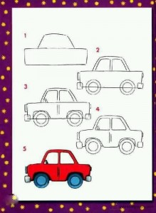 learn to draw vehicles (10)