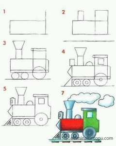 learn to draw vehicles (2)